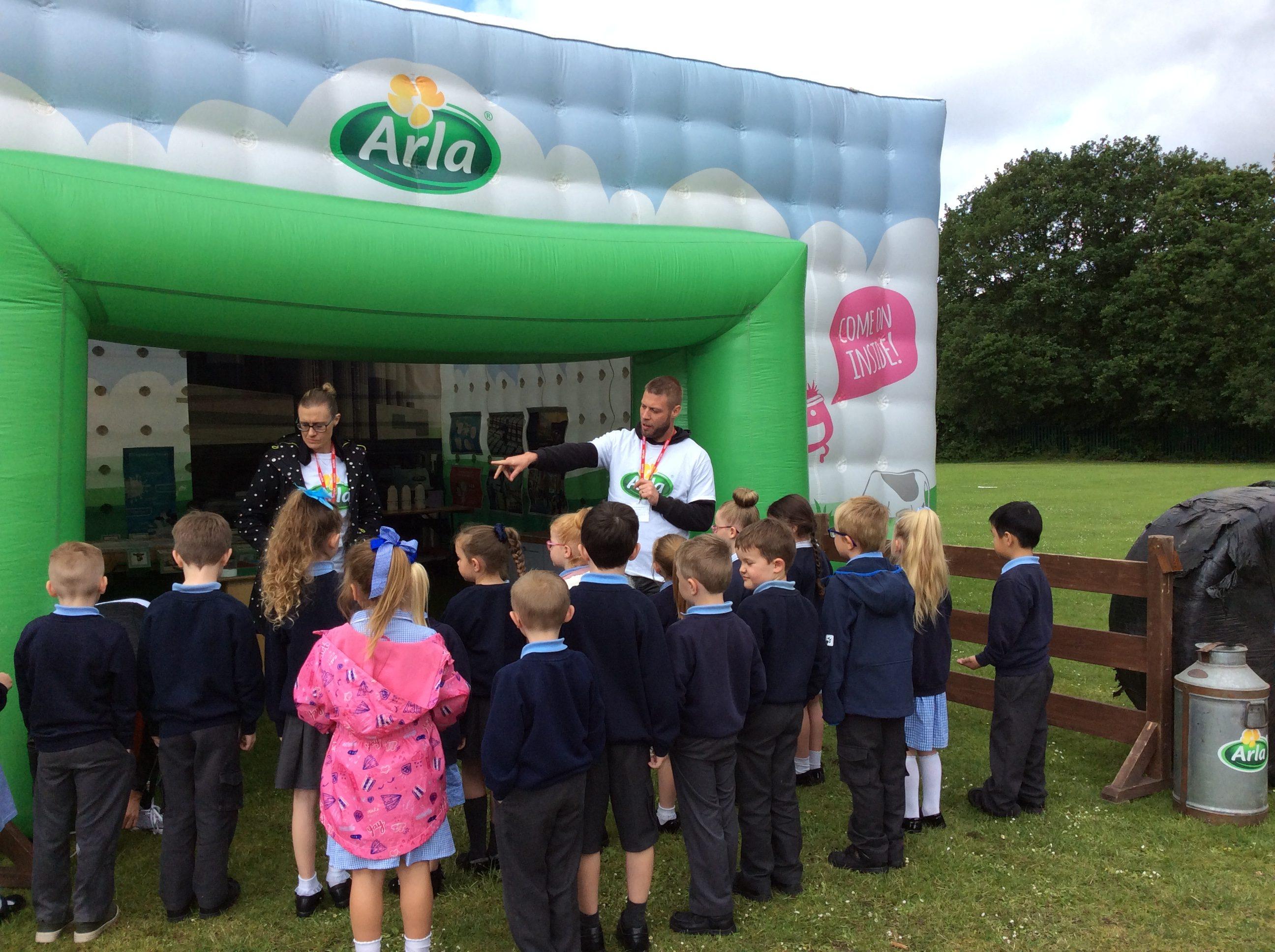 Arla Milk Education Day