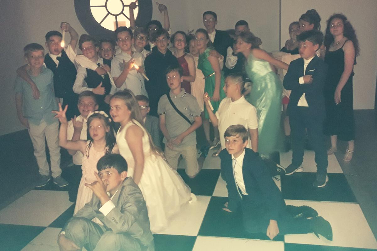 Year 6 Leavers Prom