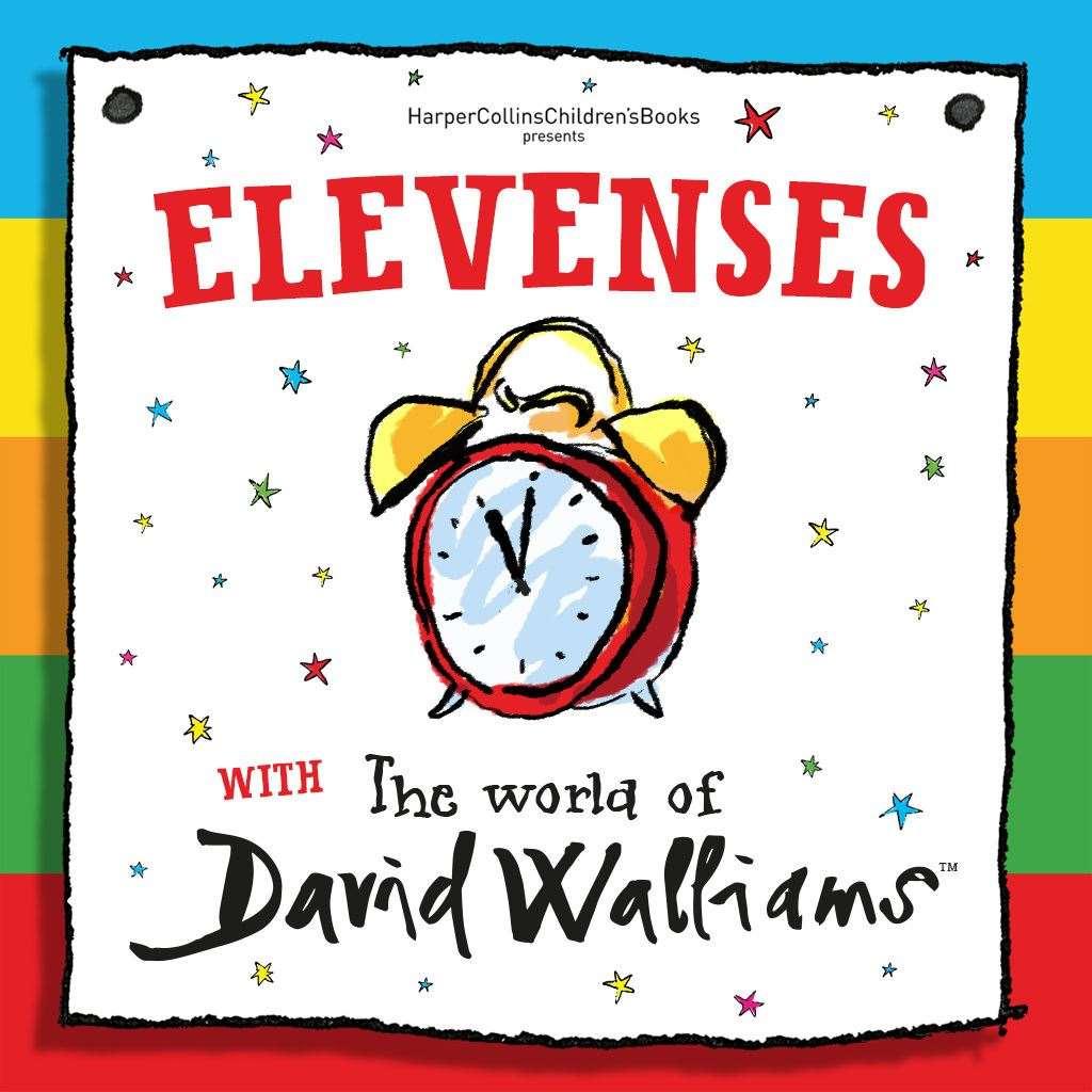 Elevenses with David Walliams